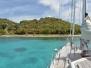 Törn Mustique - Tobago Cays - Grenada