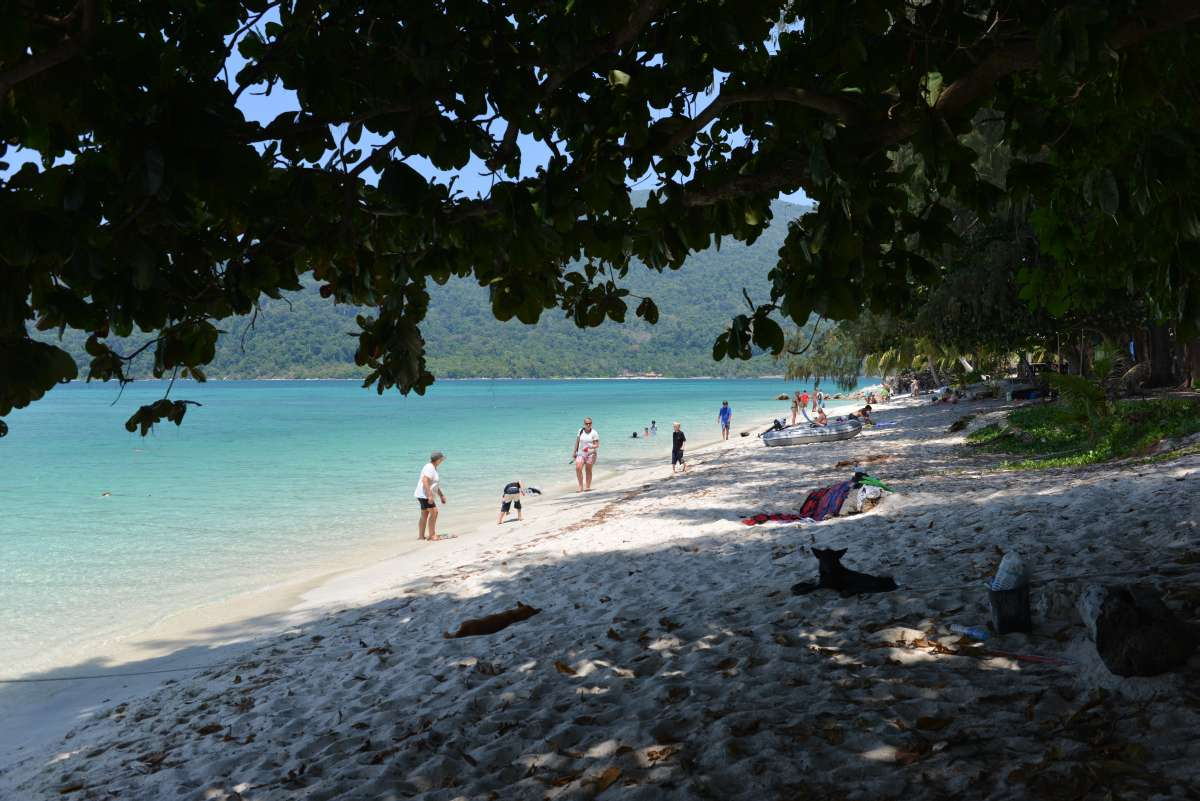 how to get to koh lipe from malaysia