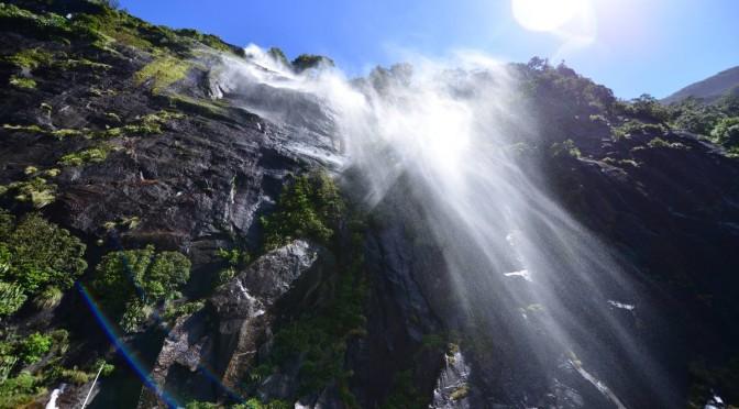 Tag 7: MAVORA LAKES nach MILFORD SOUND