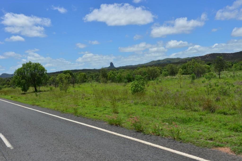 Australien Berg 2