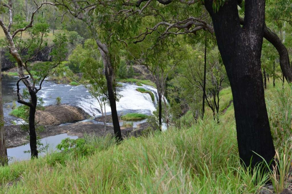 australia Millstream Falls