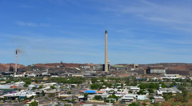 Tag 34: MOUNT ISA nach BARKLY HOMESTED