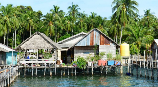 LINGGA ISLANDS: BENAN