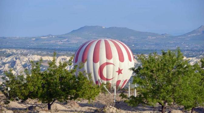 GÖREME – Felsen und Ballons
