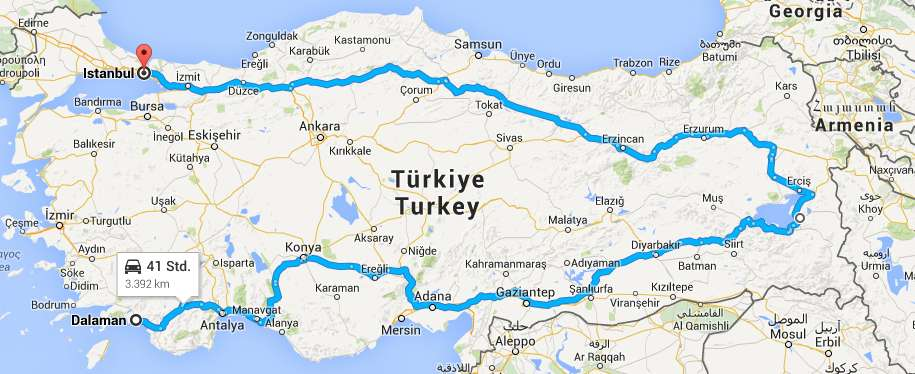turkei_karte