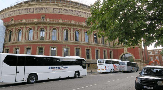 Marillion in der Royal Albert Hall – Aufgeregt am Vorabend