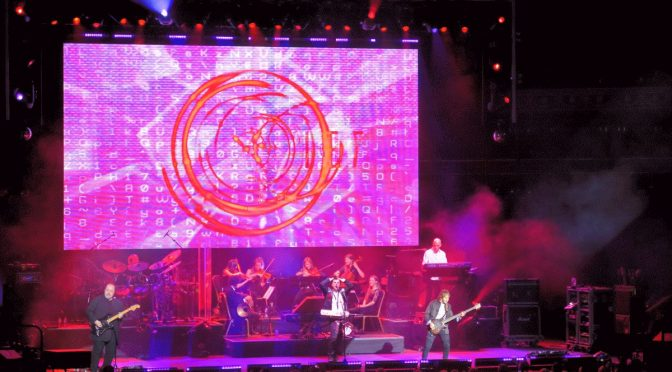 MARILLION Royal Albert Hall 2019 Tag 1