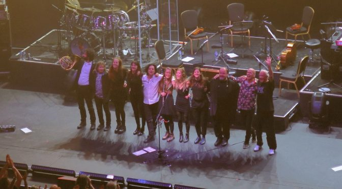 MARILLION Royal Albert Hall 2019 Tag 2
