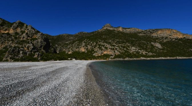 Greece 7, Vlychada Beach