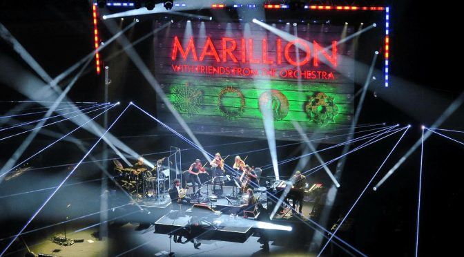 Marillion Tour 2021