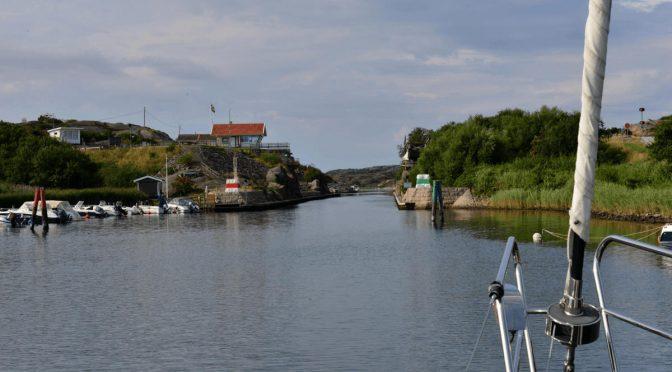 T74-76, Sotenkanalen, Marstrand und Högö